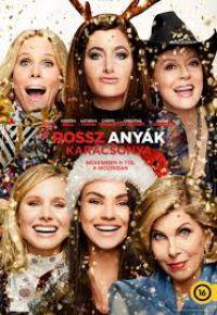 Rossz anyák karácsonya DVD