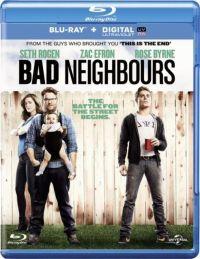 Rossz szomszédság Blu-ray