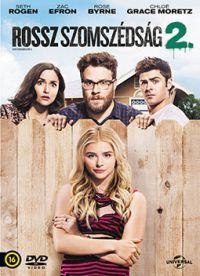 Rossz szomszédság 2. DVD