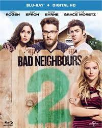 Rossz szomszédság 2. Blu-ray