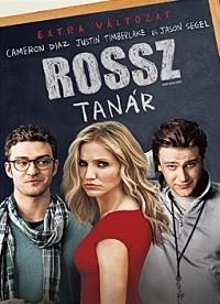 Rossz tanár DVD