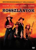 Rosszlányok DVD