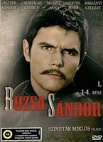 Rózsa Sándor DVD