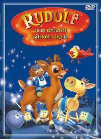 Rudolf és az elveszett játékok szigete DVD