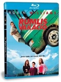 Rumlis vakáció Blu-ray