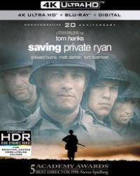 Ryan közlegény megmentése (4K Ultra HD (UHD) Blu-ray
