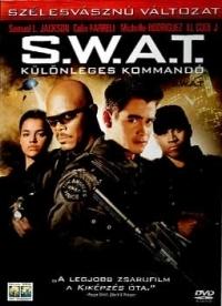 S.W.A.T. - Különleges kommandó DVD