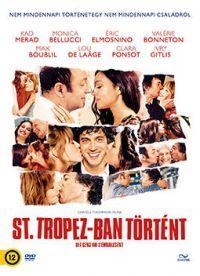 Saint-Tropezban történt DVD
