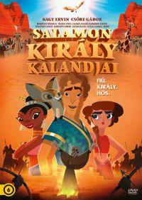 Salamon király kalandjai DVD