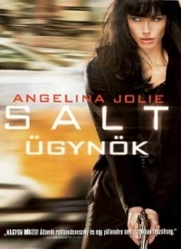 Salt ügynök DVD