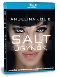 Salt ügynök Blu-ray