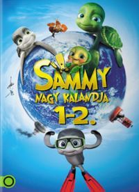 Sammy nagy kalandja 1-2. gyűjtemény (2 DVD) DVD