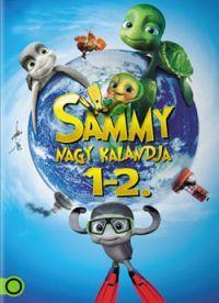Sammy nagy kalandja 2. DVD