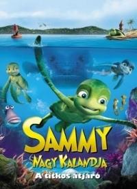 Sammy nagy kalandja - A titkos átjáró DVD