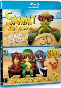 Sammy nagy kalandja - A titkos átjáró Blu-ray