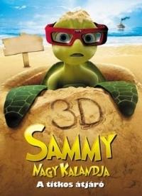 Sammy nagy kalandja - A titkos átjáró - LIMITÁLT 2D + 3D VÁLTOZAT DVD