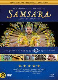 Samsara - A lét örök körforgása DVD