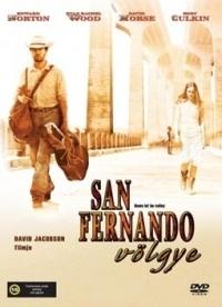 San Fernando völgye DVD
