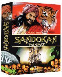 Sandokan - A maláj tigris I-II.  (2 DVD) DVD
