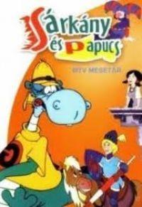 Sárkány és papucs DVD