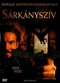 Sárkányszív DVD