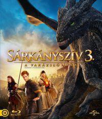 Sárkányszív 3. - A varázsló átka Blu-ray