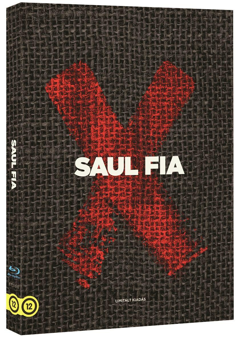 Saul fia Blu-ray