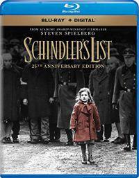 Schindler listája Blu-ray
