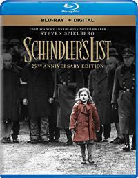 Schindler listája - 25. évfordulós kiadás (2 Blu-ray) Blu-ray