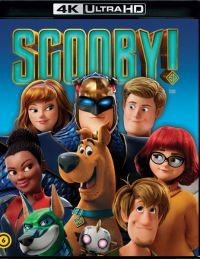 Scooby! (4K UHD + Blu-ray) Blu-ray