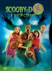 Scooby Doo - A nagy csapat DVD