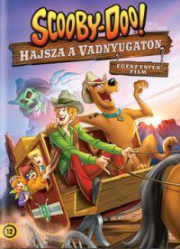 Scooby-Doo! Hajsza a vadnyugaton DVD