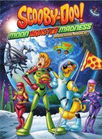 Scooby-Doo! Hold szörnyes őrület DVD