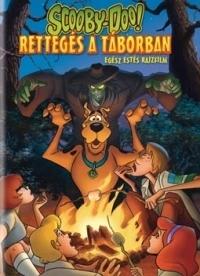 Scooby-Doo - Rettegés a táborban DVD