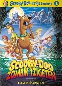 Scooby-Doo a zombik szigetén DVD
