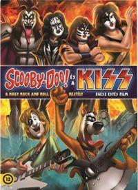 Scooby-Doo! és a KISS: A nagy rock and roll rejtély DVD