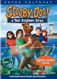 Scooby-Doo és a tavi szörny átka DVD