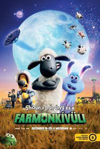Shaun a bárány, és a farmonkívüli DVD