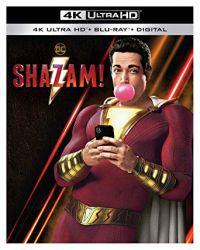 Shazam! (4K UHD + Blu-ray) Blu-ray