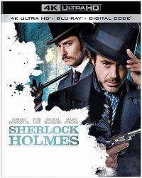 Sherlock Holmes (4K UHD+Blu-ray) Blu-ray