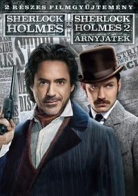 Sherlock Holmes - Árnyjáték DVD