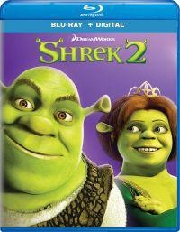Shrek 2. Blu-ray