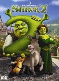 Shrek 2. DVD