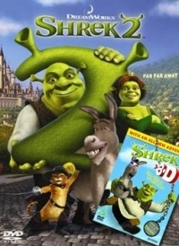 Shrek 2. DVD