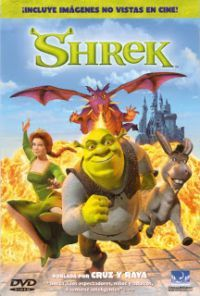Shrek (DreamWorks gyűjtemény) DVD
