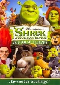 Shrek a vége, fuss el véle DVD