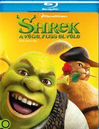 Shrek a vége, fuss el véle Blu-ray