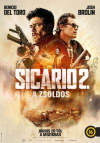 Sicario 2 - A zsoldos Blu-ray
