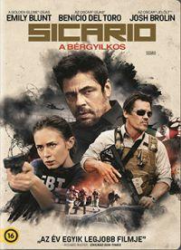 Sicario - A bérgyilkos DVD