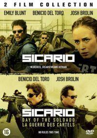 Sicario gyűjtemény 1-2. (2 DVD) DVD